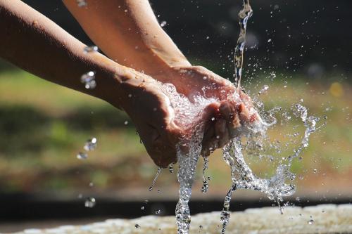 Symbole pour le thème sur la génération d'eau douce