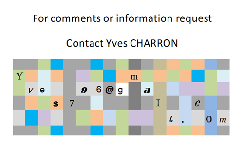 yves charron gmail address